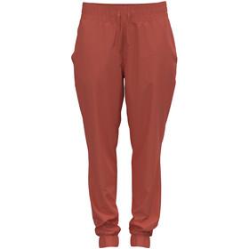 Odlo Halden Pants Women, rojo